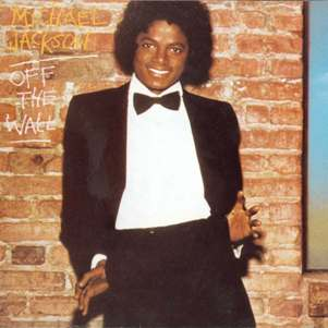 0450. Michael Jackson - Off The Wall Front